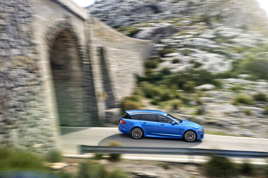 jaguar XFR-S-Sportbrake