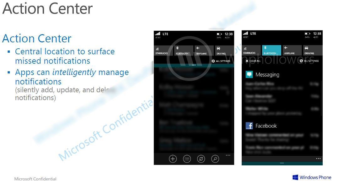 windows 8.1 bildirim merkezi