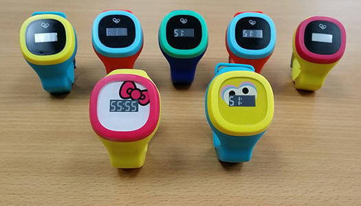 HereO GPS watch