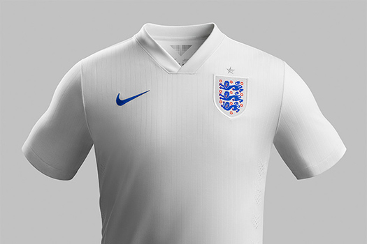 Nike England Football Kit 2014