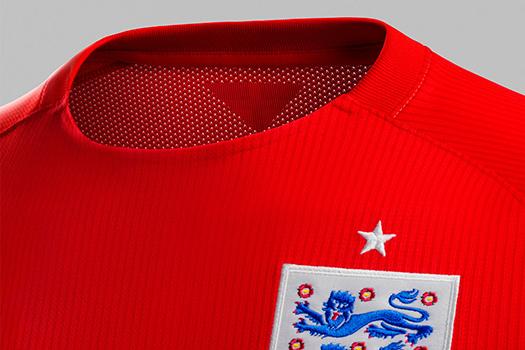Nike England Football Kit 2014