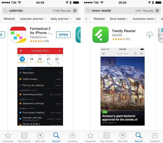 app store uygulaama bulma