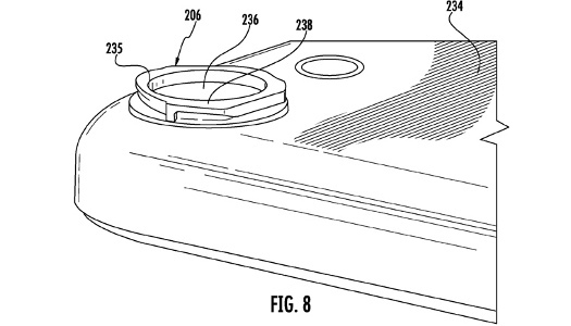 Apple Lens Patent