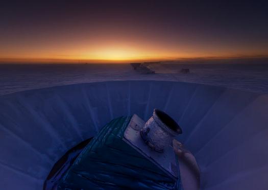 big bang ilk kanıt teleskop