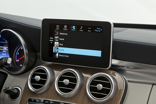 carplay benz