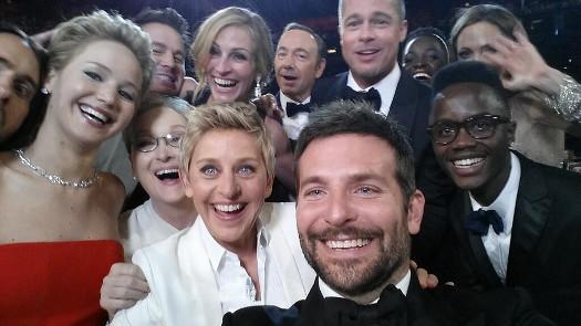 Ellen DeGeneres - Oscar 2014