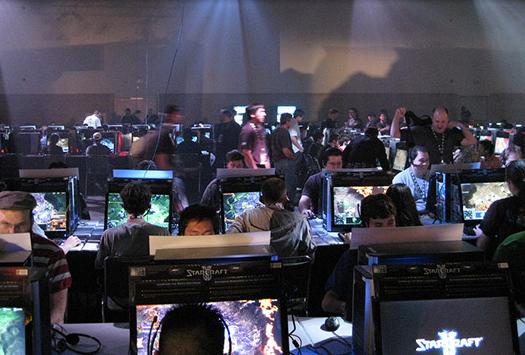 güney kore video oyun üniversite