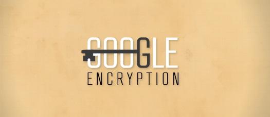 google arama sonucu şifreleme