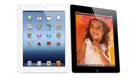 Retina ekranlı iPad