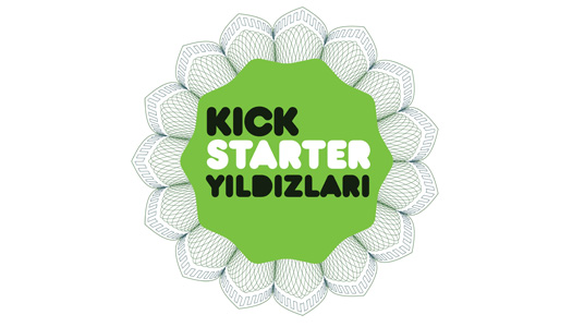 Kickstarter yıldızları