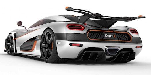 Koenigsegg One 1 >> Dunyanin Ilk Mega Otomobili Koenigsegg Agera One 1 Log