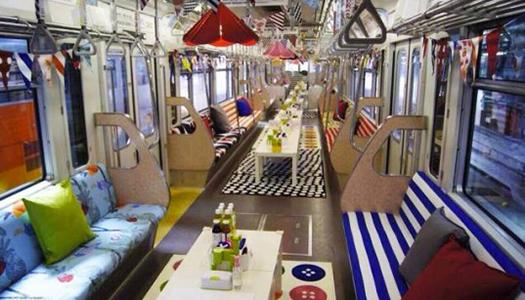 IKEA tren