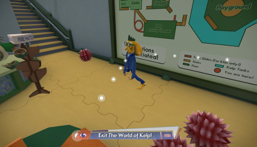 Octodad: Dadliest Catch PS4'e geliyor