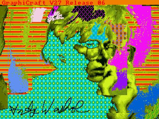 Andy Warhol - Amiga