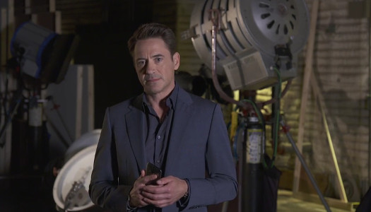 Robert Downey Jr. - HTC One (M8)