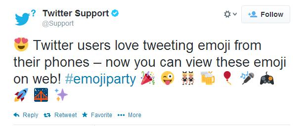 Twitter Emoji