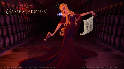 cersei lannister disney