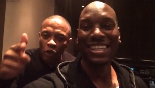 Dr. Dre - Tyrese Gibson