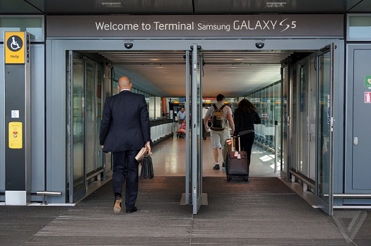 samsung havalimanı 2