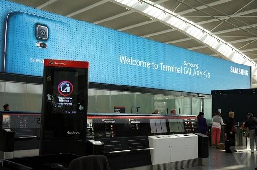 samsung havalimanı 3