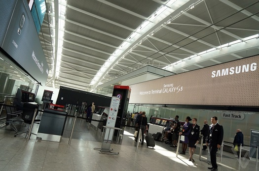 samsung havalimanı 4