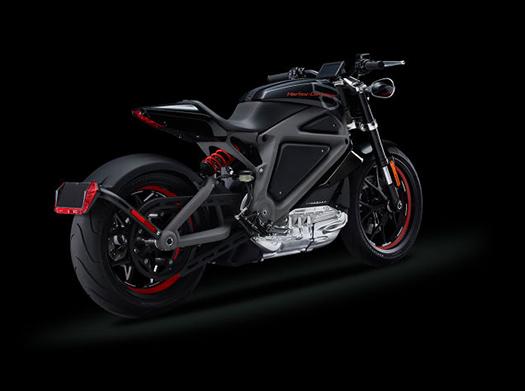 Harley Davidson Project Livewire