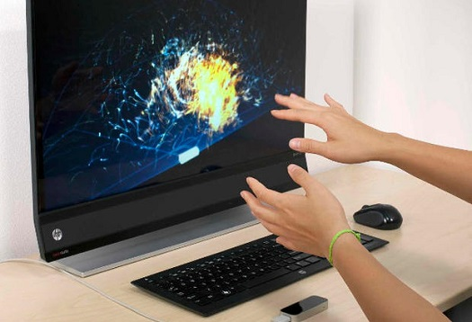 hp leap motion