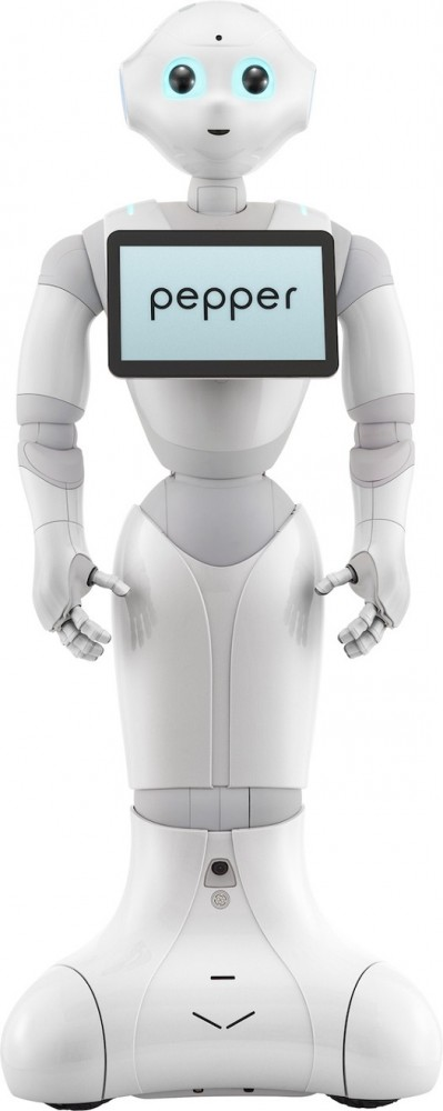 pepper robot 4