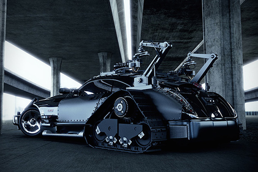 2005 Maybach Exelero