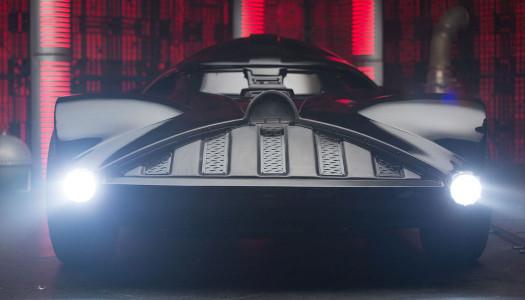 Life-sized-Darth-Vader-car