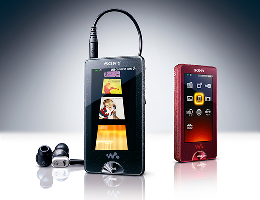 SONY WALKMAN NW-X1060