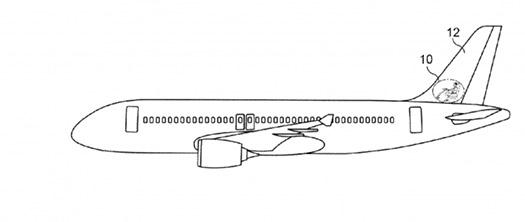airbus-kokpit patent