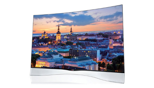 LG Curved OLED TV (55EA970)