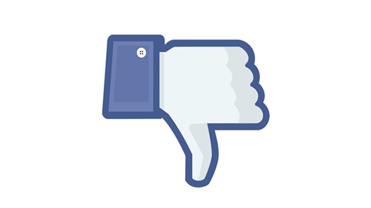 facebook, unlike