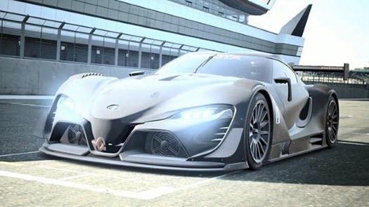 FT-1 Vision Gran Turismo