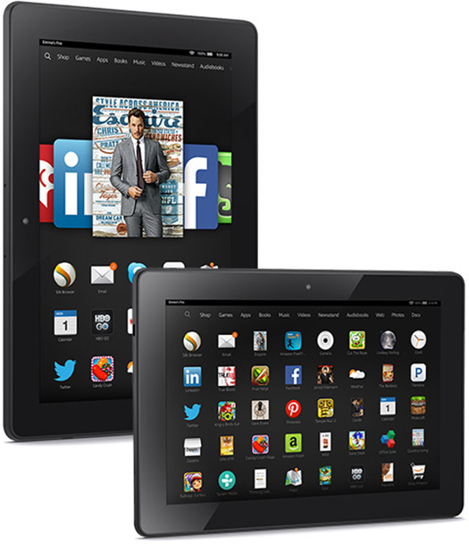 Amazon Kindle Fire HDX 8.9