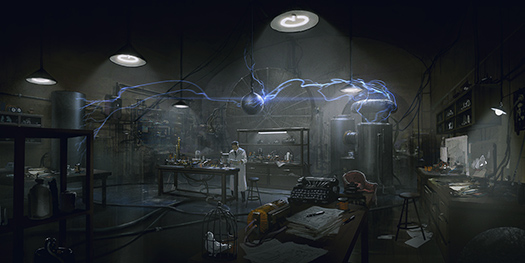 Tesla Lab Personal 1407932143