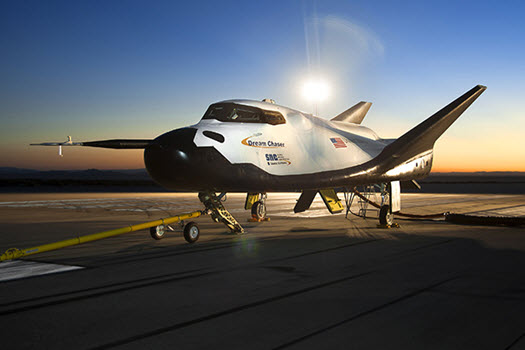 sierra nevada, dream chaser