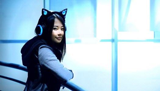Axent-Wear-cat-ear-headphones