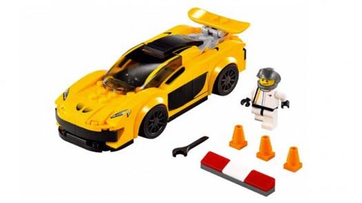 lego, mclaren p1