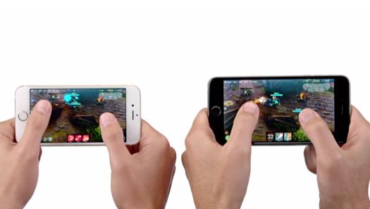iphone 6, iphone 6 plus, reklam
