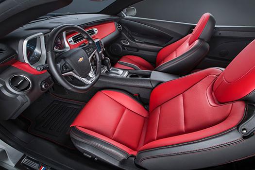 2015 Chevy Camaro Commemorative edition