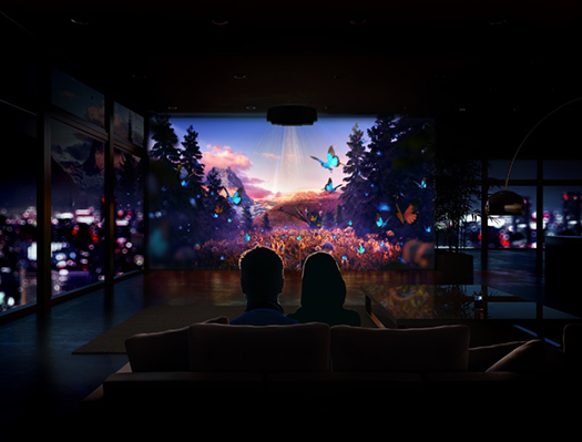 SonyProjector Teaser
