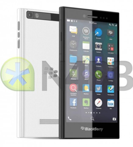 BlackBerry Rio Z20