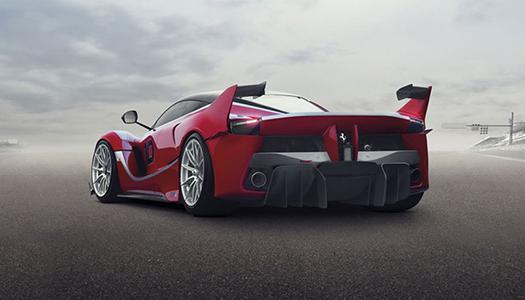 FXX K Ferrari