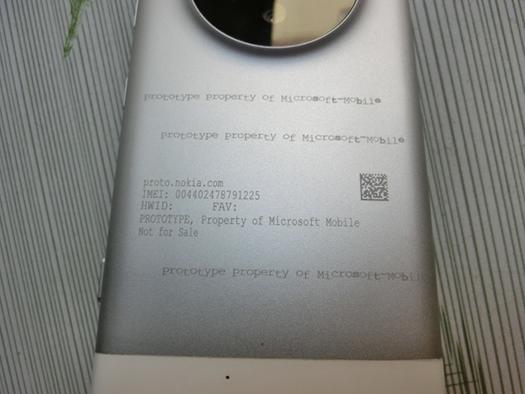 Lumia RM 1052