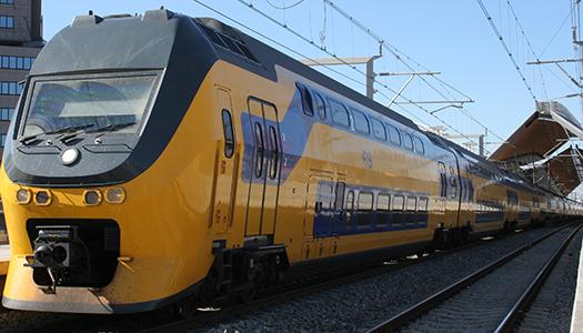 hollanda tren