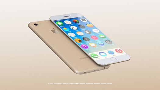 iPhone 7 konsept