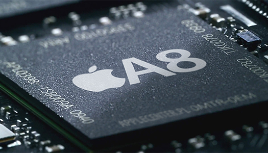 apple a8 çip