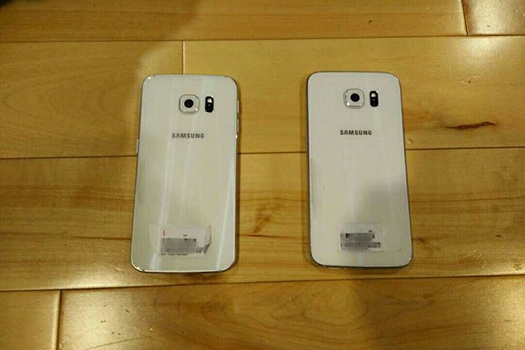 Galaxy S6 ve Galaxy S6 Edge